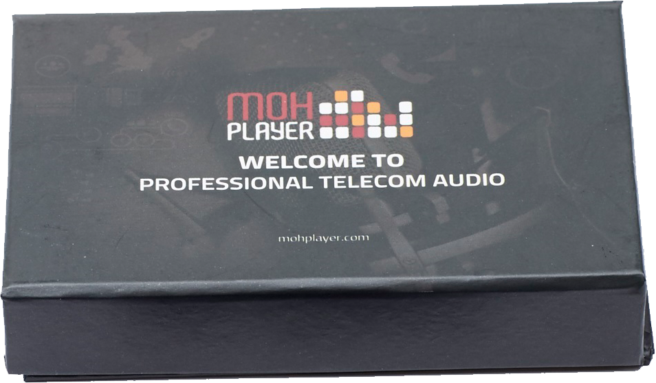 MOHPlayer - ONE STOP SHOP for your Message Player and your